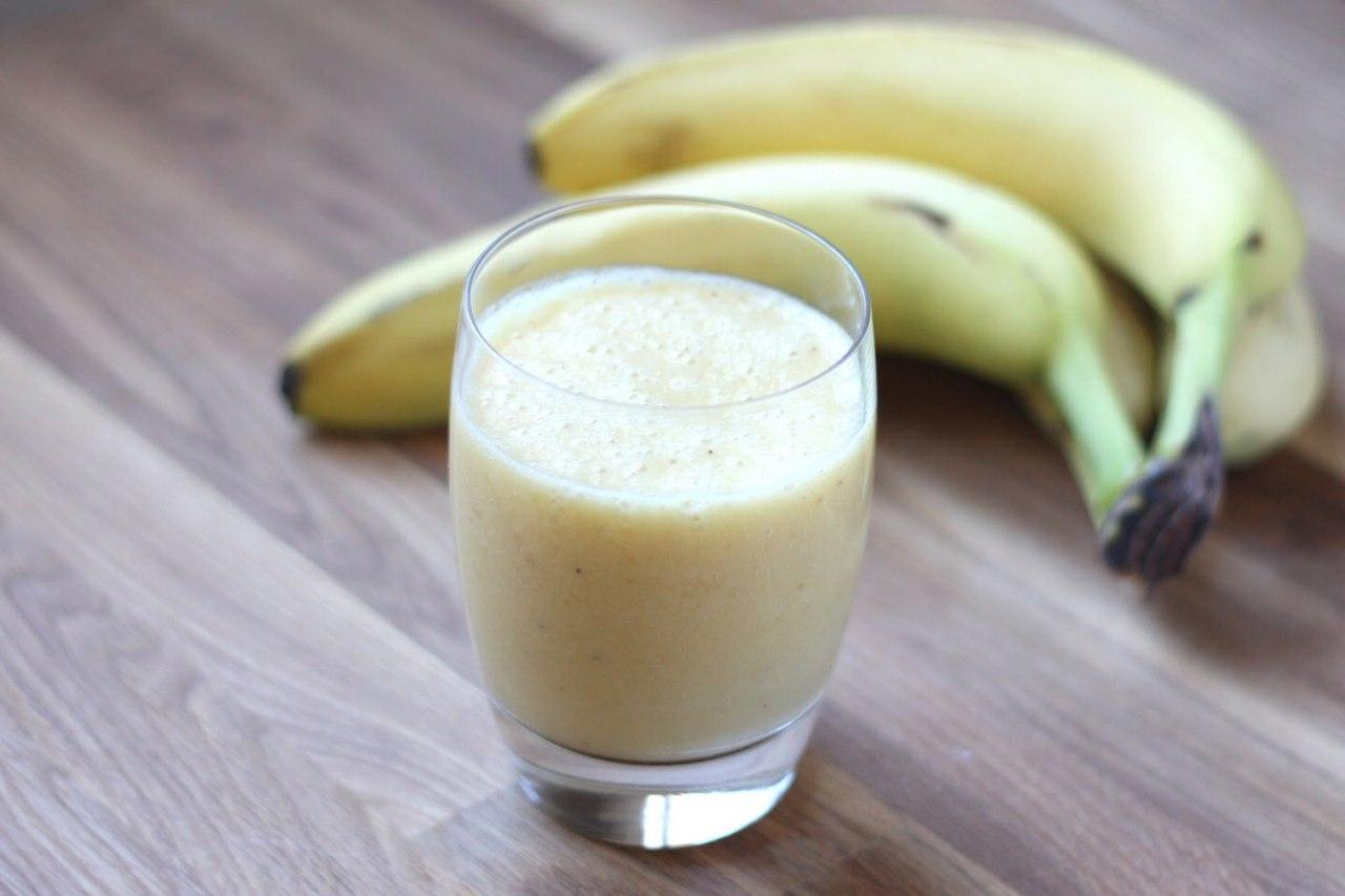 Смешайте бананы, мед и воду – кашель и бронхит исчезнут!