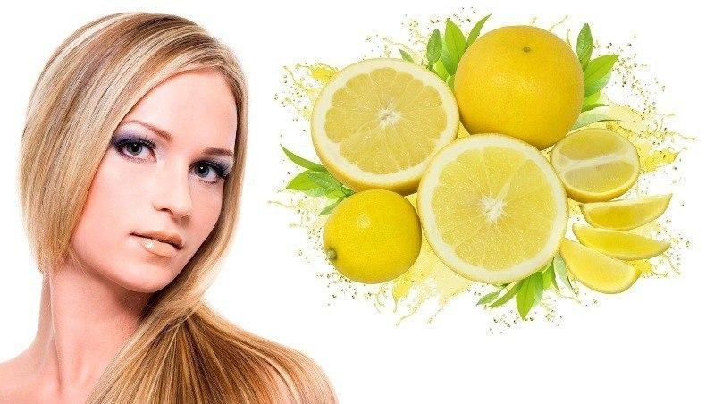 Лимон для волос – придает зеркальное сияние