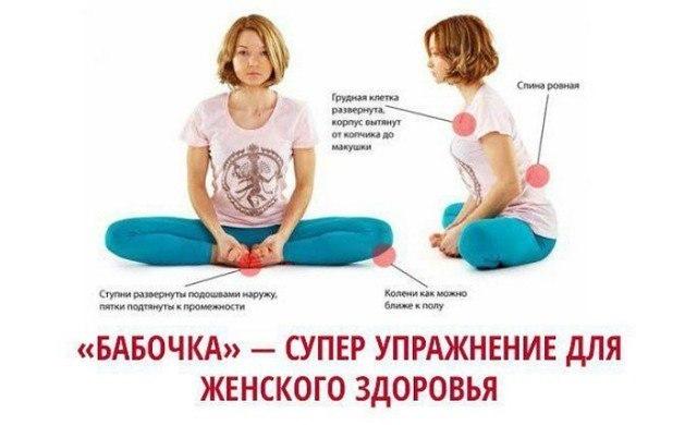 1 упражнение, которое реально избавляет от болей в пояснице! Приструните седалищный нерв