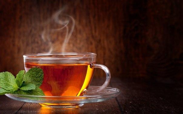 Хронический гайморит можно вылечить обычным черным чаем.